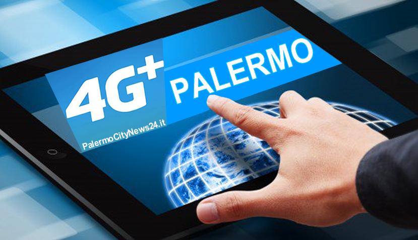 """Palermo, arriva in città la nuova rete 4G """"intelligente"""""""
