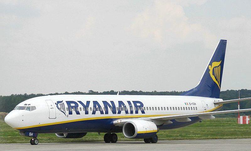 Le nuove rotte Ryanair per il 2017: importanti novità per Palermo
