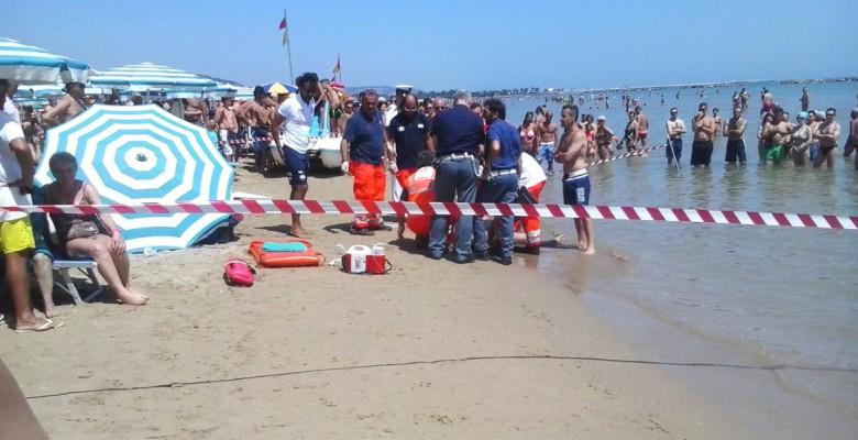 Tragedie in mare, un morto e due salvati in extremis nel palermitano