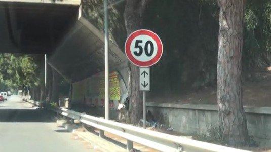 Viale Regione a 50 orari, già 2 mila multe a Palermo