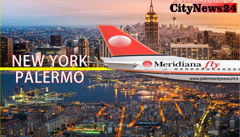 Aeroporto di Palermo, ecco la SUPER PROMOZIONE della compagnia aerea 'Meridiana'!