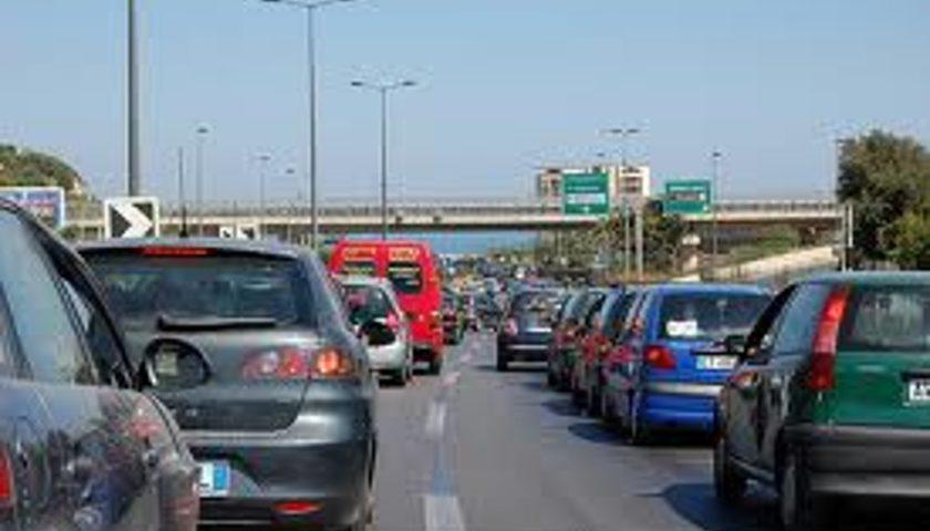 Traffico in tilt sulle autostrade, al via esodo di Ferragosto a Palermo