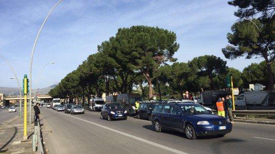 Lavori in viale Regione a Palermo, limite di velocità scende a 50km/h