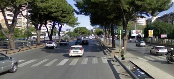 """Viale Regione, il caso approda all'Ars: """"Limite a 30 chilometri, multe e brusche frenate"""""""