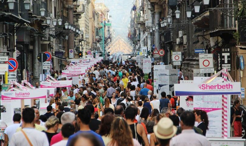 Sherbeth Festival: il centro di Palermo si trasforma in un grande Villaggio del Gelato! ECCO LE INFO