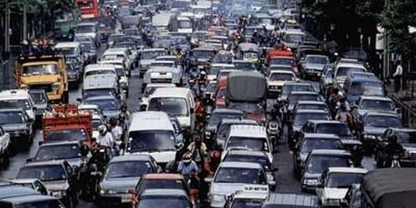 """Palermo è la """"Capitale del rumore da traffico""""  Decibel oltre i limiti"""