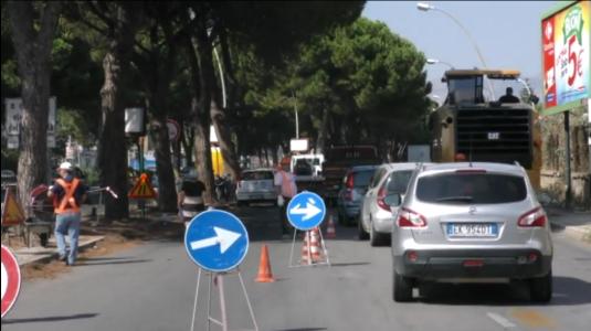 Palermo, dietrofront del Comune  In viale Regione tornano i 70 orari