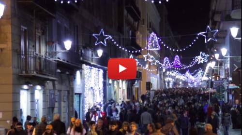 Le bellezza e il fascino della nostra città… Buon Natale Palermo! |IL VIDEO