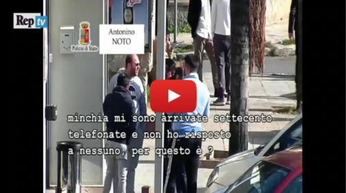 Palermo – Furti d'auto con estorsione, 24 arresti: le intercettazioni della polizia  VIDEO