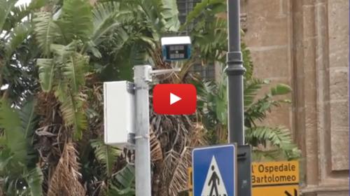 Ztl a Palermo, arrivano le telecamere in cinque varchi: ecco dove si trovano  IL VIDEO