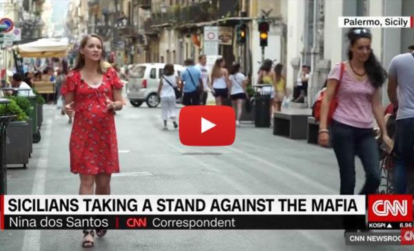 La Tv statunitense della CNN dedica un servizio sugli imprenditori di Palermo  VIDEO