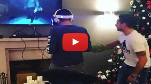 Una realtà virtuale un pò troppo reale 😱 Guardate cosa fa Coronado 😮 VIDEO 🎥