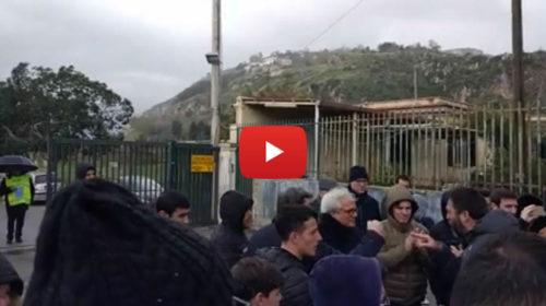 Il presidente del Palermo Giammarva ringrazia i tifosi presenti a Boccadifalco 🎥 VIDEO