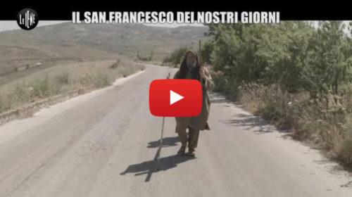 Le Iene – Biagio Conte, il San Francesco dei nostri giorni 📺 VIDEO 🎥