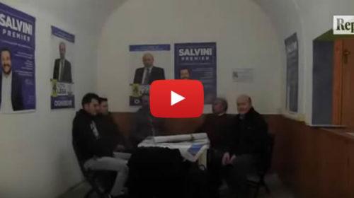 Vallelunga, il paese siciliano degli emigrati dove la Lega è al 27% 🎥 VIDEO