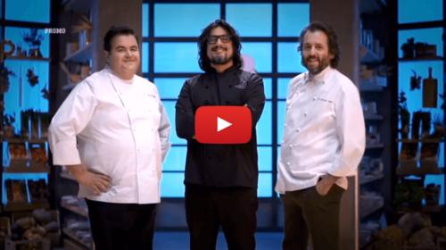 E' palermitano il miglior cuoco d'Italia nel format Tv di Alessandro Borghese 📺 VIDEO 🎥