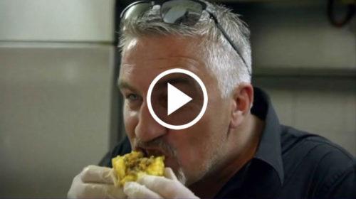 Food Network, il famoso Chef Paul Hollywood a Palermo alla scoperta delle Arancine 📺 VIDEO 🎥
