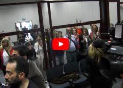 """Trattativa Stato-mafia, applausi ai pm. Teresi si commuove: """"Sentenza dedicata a Falcone e Borsellino"""" 🎥 VIDEO"""