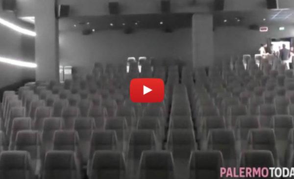 Quattro sale, schermi in 4k, poltrone sliding: ecco il nuovo Tiffany Cityplex 🎥 VIDEO