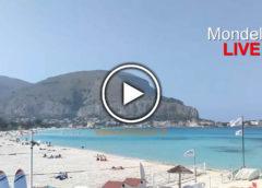 Palermo IN DIRETTA, ecco le spettacolari immagini dalla spiaggia di Mondello ☀ GUARDA 😍