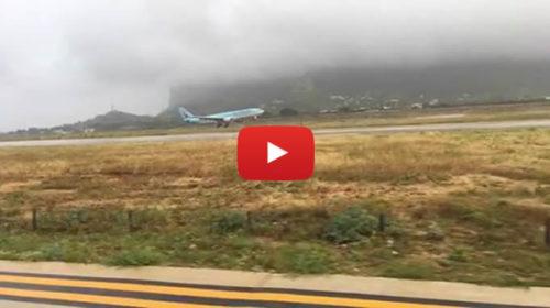 Palermo, all'aeroporto di Punta Raisi atterra il primo volo diretto dalla Corea del Sud 🎥 VIDEO