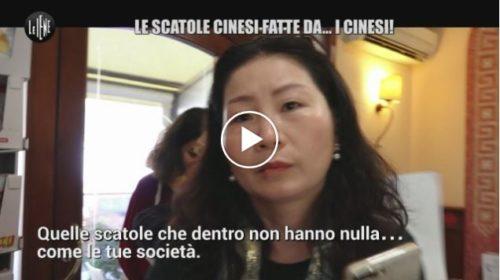 Palermo, il centro commerciale cinese che sfrutta i lavoratori 🎥 Ecco il servizio delle Iene 📺