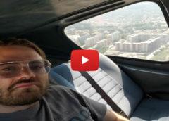 """L'urban explorer di New York in volo su Palermo: """"Emozione unica!"""" 🎥 VIDEO"""