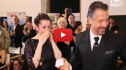 Palermo, proposta di matrimonio sulla pista da ballo 🎥 VIDEO