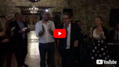 """Palermo, Miccichè e Faraone cantano insieme """"Bella ciao"""" 🎥 IL VIDEO diventa virale sui social"""