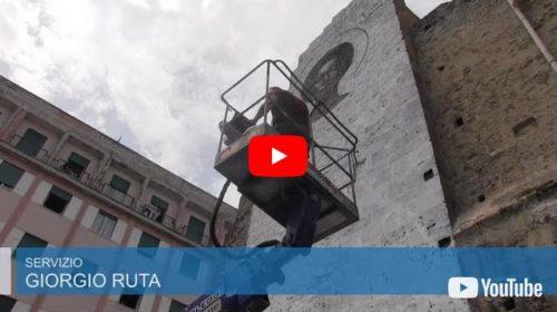 Palermo, a Ballarò spunta il santo Moro per Mediterraneo antirazzista 🎥 VIDEO