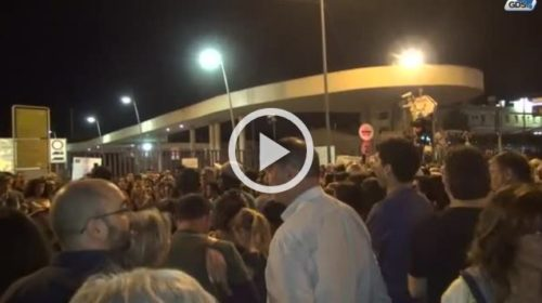 A Palermo sit-in per i migranti dell'Aquarius, le immagini dal porto 🎥 VIDEO