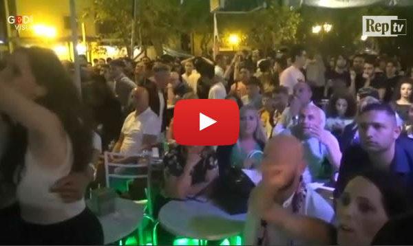 Il Palermo perde a Frosinone, sfuma la A: la rabbia dei tifosi all'Olivella 🎥 VIDEO