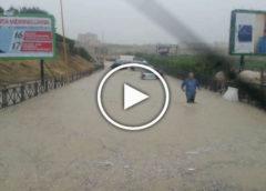 Nubifragi nelle zone interne della Sicilia, Canicattì finisce sott'acqua! 🎥 QUI TUTTI I VIDEO