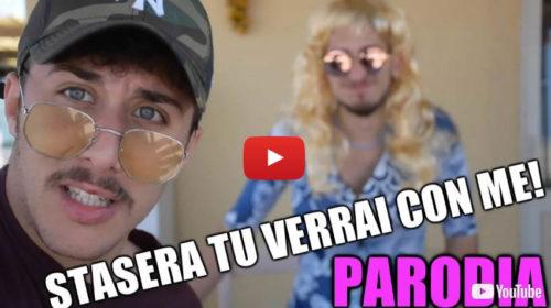 """Parodia Palermitana del brano neomelodico del momento """"Stasera tu verraì con me"""" 🎥 VIDEO"""