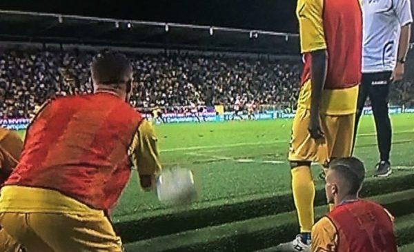 """""""Non uccidete il calcio"""" – Parte la petizione online dopo Frosinone-Palermo"""