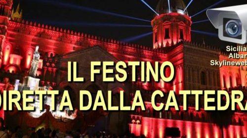 394° Festino Santa Rosalia – Diretta Webcam Cattedrale di Palermo 🎥 LIVE