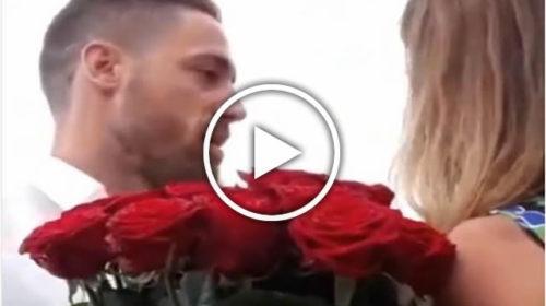 Andrea Rispoli sposerà una modella palermitana, il VIDEO della proposta di matrimonio 🎥 GUARDA!