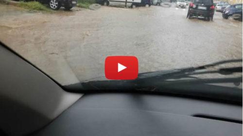 VIDEO: Caos e disagi sulla Palermo Agrigento, acqua alta a Mondello 🎥 LE IMMAGINI