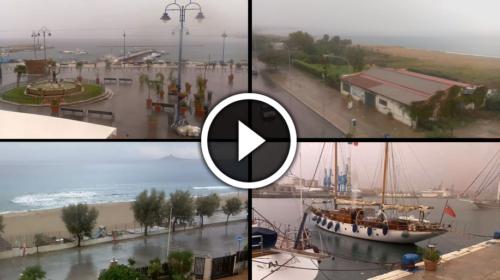 Maltempo sempre più intenso Palermo ☔ Situazione da monitorare: Guarda le webcam IN DIRETTA 🎥