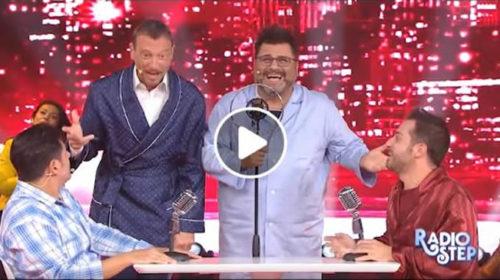 """Rai 2, lo sketch con Sergio Friscia è esilarante: """"Colleghiamoci con il Mercato di Palermo…"""" 😂 VIDEO 🎥"""