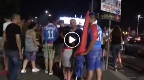 """VIDEO: """"Ai palermitani ci tagghiamu a testa"""" L'1 Agosto festeggiava cosi il popolo rossoazzurro"""