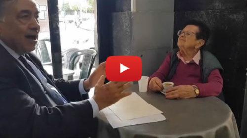 Orlando consegna pergamena alla signora Giovanna che compie 102 anni 🎥 VIDEO