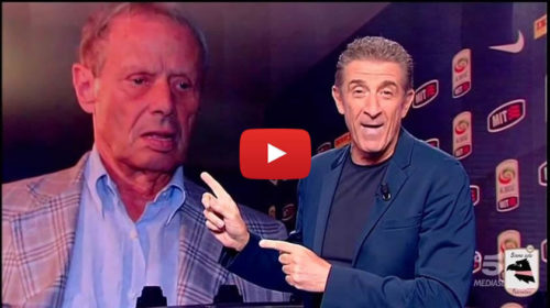 VIDEO: Ezio Greggio a Striscia, Trump è lo Zamparini d'America… 📺