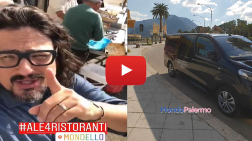 """""""4 Ristoranti"""", Alessandro Borghese fa tappa a Mondello 🎥 VIDEO"""
