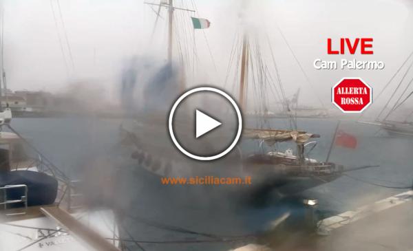 Nubifragi e intensa attività elettrica su Palermo: ecco le immagini IN DIRETTA dalla città 🎥❗
