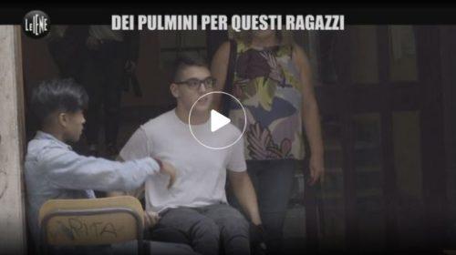 Le Iene 📺 Palermo, disabili da due anni e mezzo senza il pulmino per la scuola 🎥 VIDEO