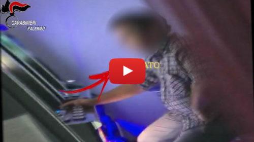 A far la spesa o in sala giochi, cinque furbetti del cartellino beccati a Cefalà Diana (Pa) 🎥 VIDEO