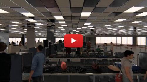 Comincia il futuro… Ecco come sarà il nuovo aeroporto di Palermo 🎥 VIDEO