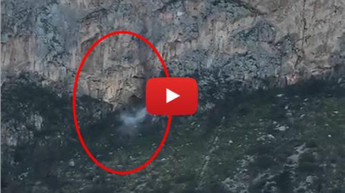 Palermo, boati scuotono Vergine Maria: massi si staccano da Monte Pellegrino – IL VIDEO 🎥