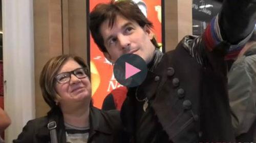 Le magie di Casanova per spegnere le nove candeline del Forum Palermo 🎥 VIDEO